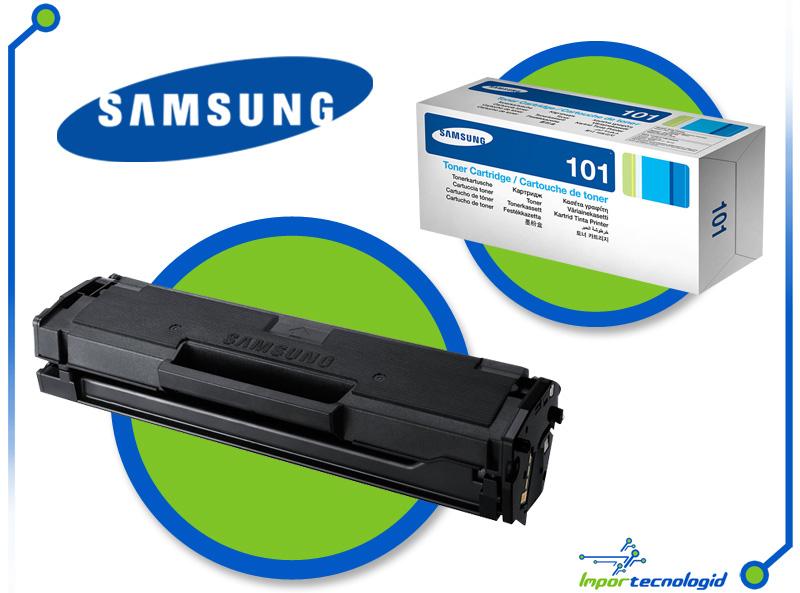 Mlt D101s Toner Original Samsung 101 Ml 2165 3405